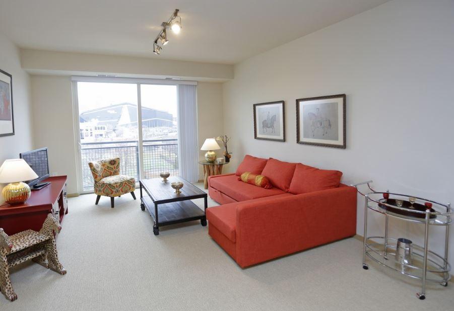 Model-livingroom