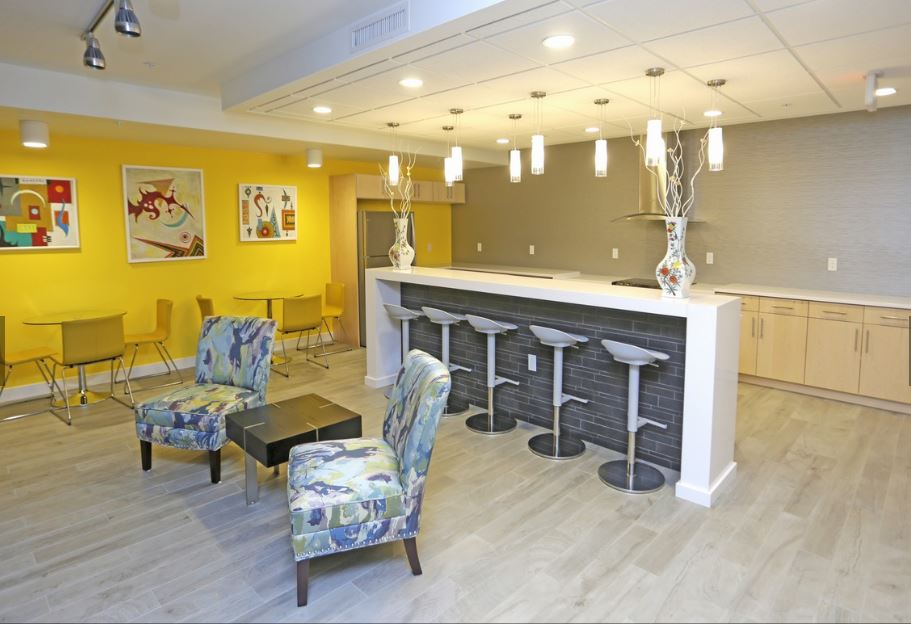 Party-room-kitchen