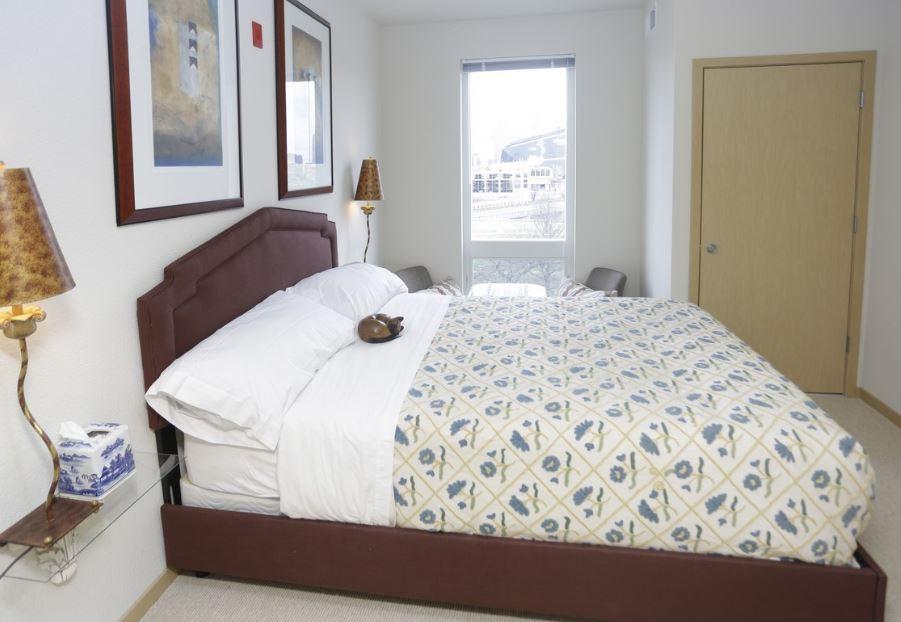 Model-bedroom